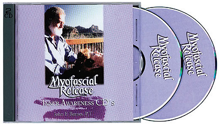 CD's - Myofascial Release - John F  Barnes, PT